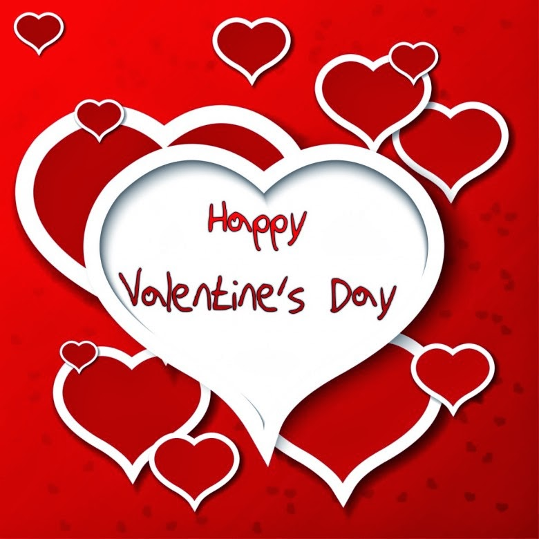 Romantic Valentine ecards Template for GirlFriends HD collection – Valentine Cards Designs