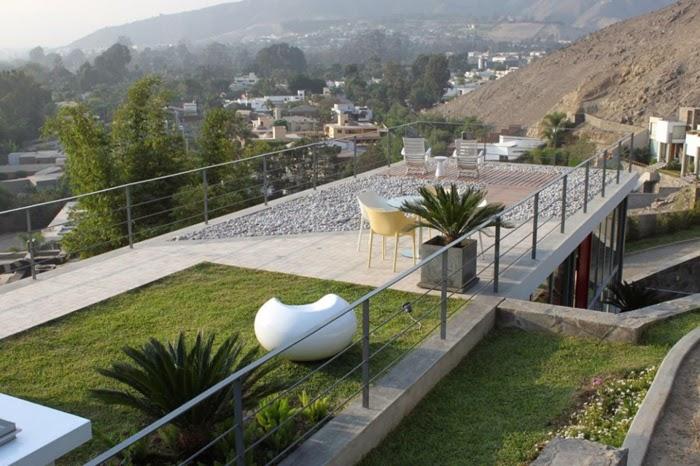 New Casa Minimalista Las Terrazas Minimalistas I