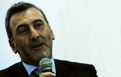 El relator especial para la Libertad de Expresión de la CIDH , Edison Lanza / FRANZ CHÁVEZ