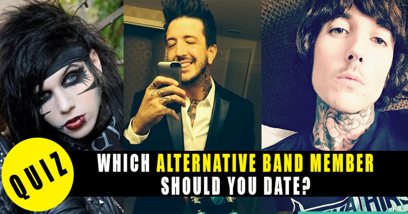 Band member dating quiz