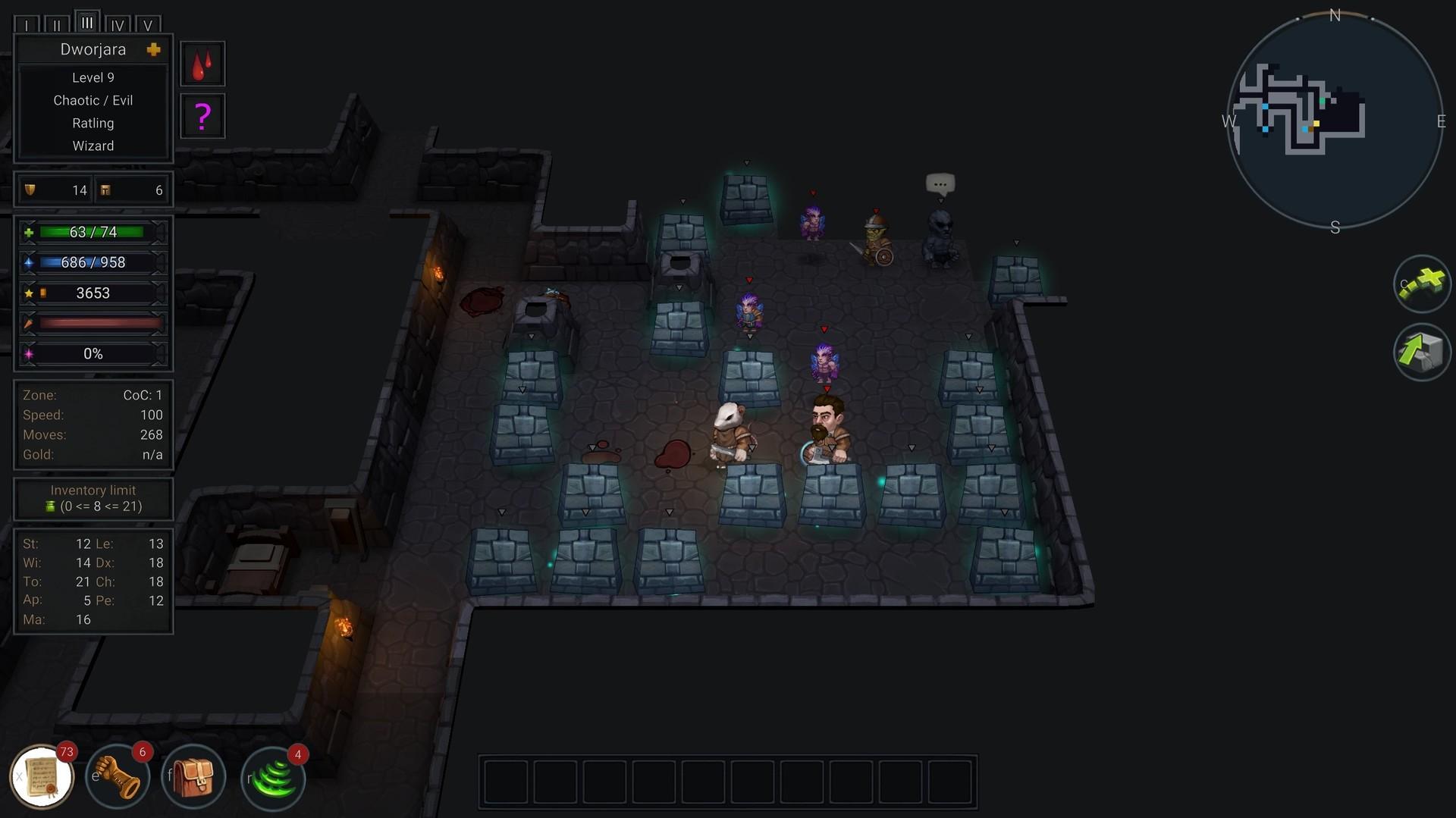 ultimate-adom-caverns-of-chaos-pc-screenshot-1