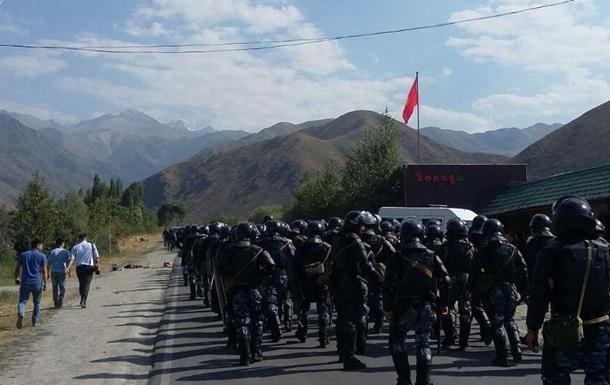 Спецназ затримав екс-президента Киргизії