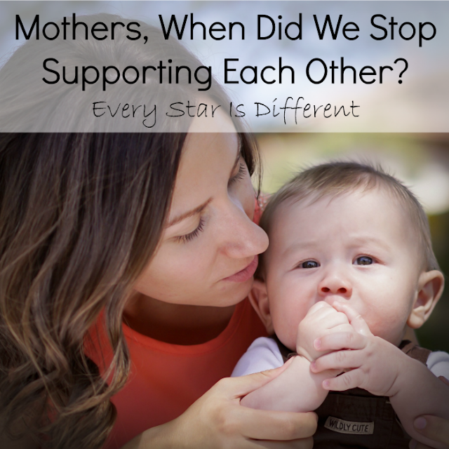 Mothers, When Did We Stop Supporting Each Other?