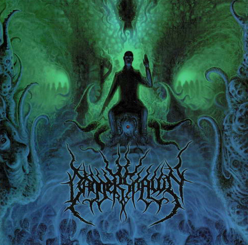 Daggerspawn - Suffering Upon The Throne of Depravity CD 2009