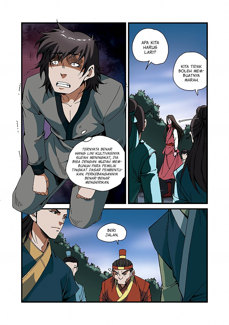 Baca Komik Xian Ni Chapter 51 Komik Station