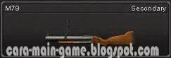 M79 Senjata Point Blank PB Weapon