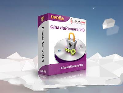 DVDFab CinaviaRemoval HD - Elimina la protección del molesto Cinavia !!