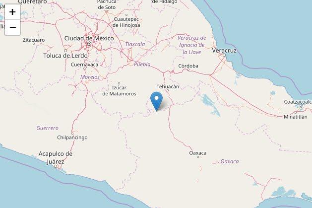 """""""E' stato forte"""": Terremoto in Messico M5,8 epicentro zona Puebla."""