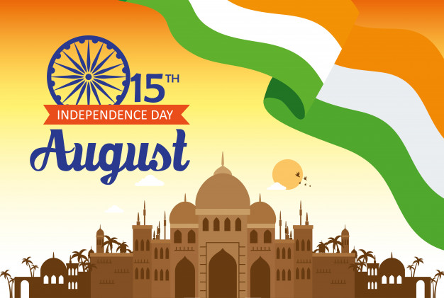Indian Happy Independence Day 15 August DP 2020