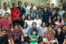 Kunjungan Pastoral DPH ke Wilayah Yohanes.