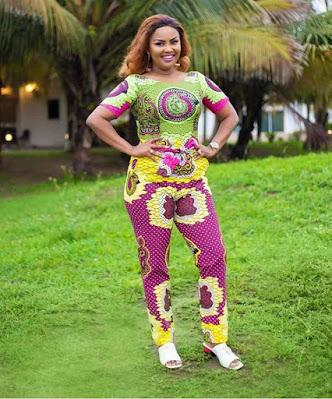 Ankara jumpsuit designs for slim and plus size ladies