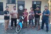 Spesialis Pencuri Sepedamotor Ditangkap di Asahan