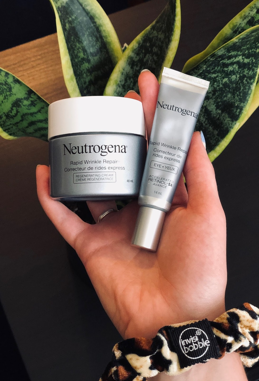 Neutrogena Rapid Wrinkle Repair Review