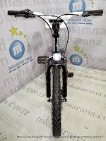 Sepeda Gunung Remaja United TMS3080 Disc 5 Speed 20 Inci