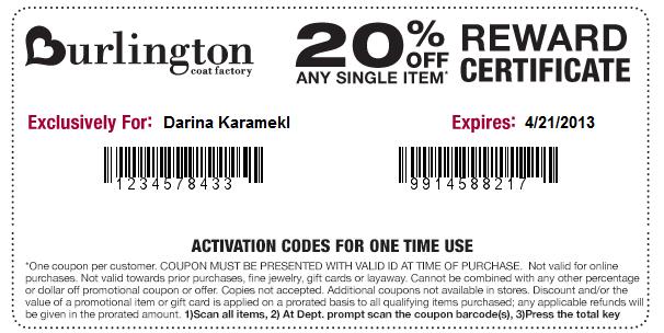 picture regarding Baby Depot Printable Coupons named Burlington boy or girl depot coupon codes : Staples discount coupons canada 2018