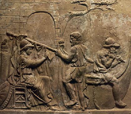 Άγνωστες αρχαίες τοιχογραφίες του Άργους