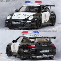 Miniatur Mobil Porsche 911 GT3 RS