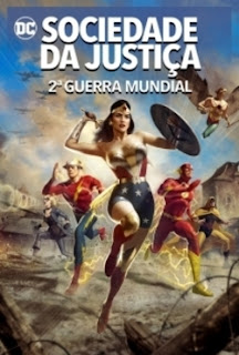 Sociedade da Justiça: 2ª Guerra Mundial Torrent (2021) Legendado WEB-DL 1080p – Download