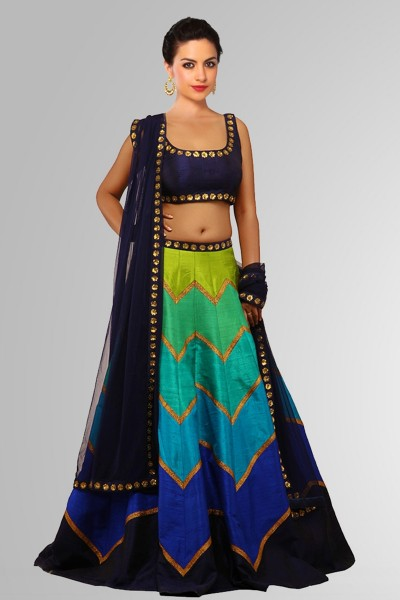 e61b92fff9e Multi Color Modern Style Navratri Special Ghagra Choli and Chaniya Choli  Online Shopping with Discount Sale