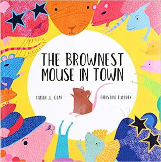 The Brownest Mouse in Town Book Cover