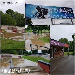 Radlands Skate Park