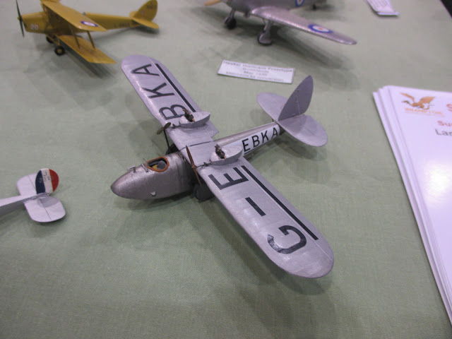 1/144 Scale ModelWorld 2019 diecast metal aircraft miniature