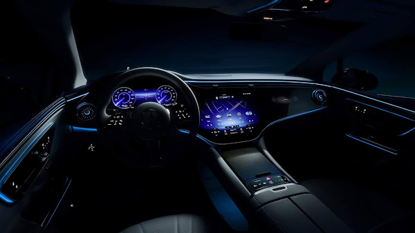 Mercedes-Benz EQE - o Classe E elétrico