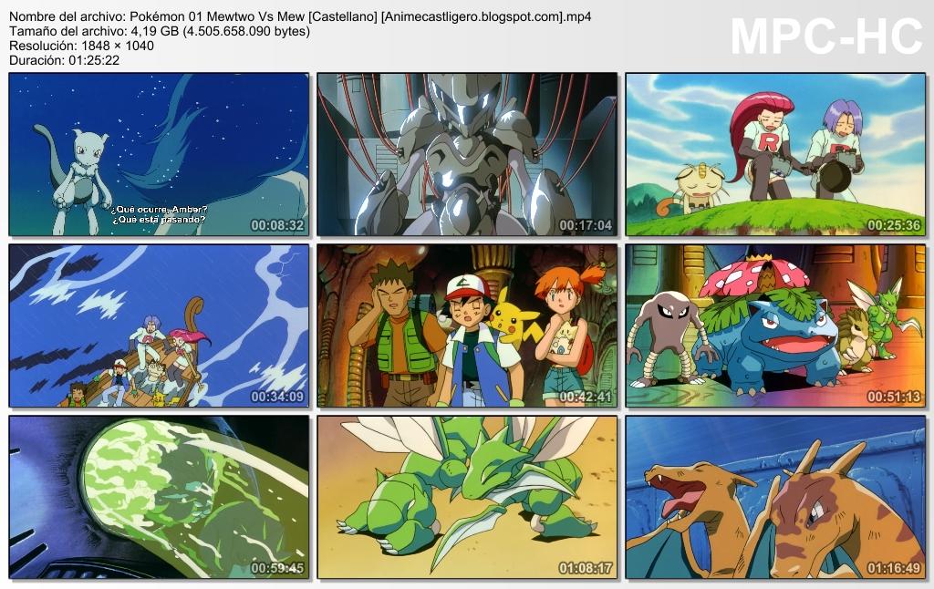pokemon 6 jirachi y los deseos castellano torrent