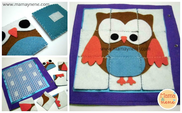 QUIET-BOOK-OWL-KIDS-FELT-MAMAYNENE
