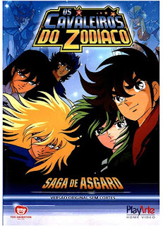 DVD Cavaleiros Do Zodiaco - Vol 16