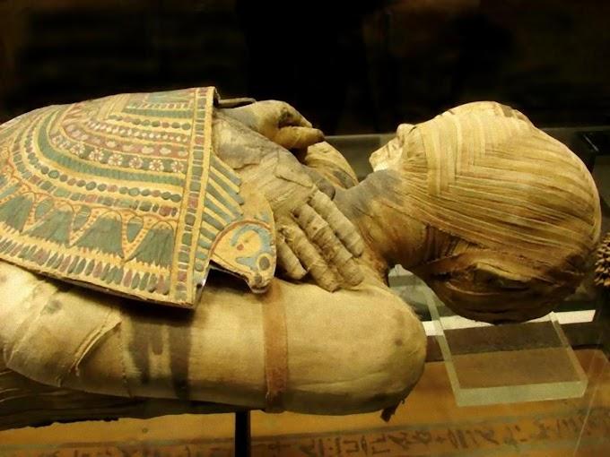 Conheça algumas curiosidades sobre as múmias que nunca lhe contaram