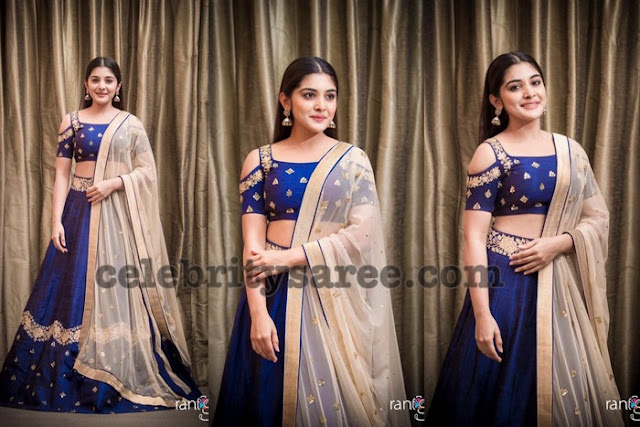 Nivetha Thomas at Jailavakusha Pre Release Event