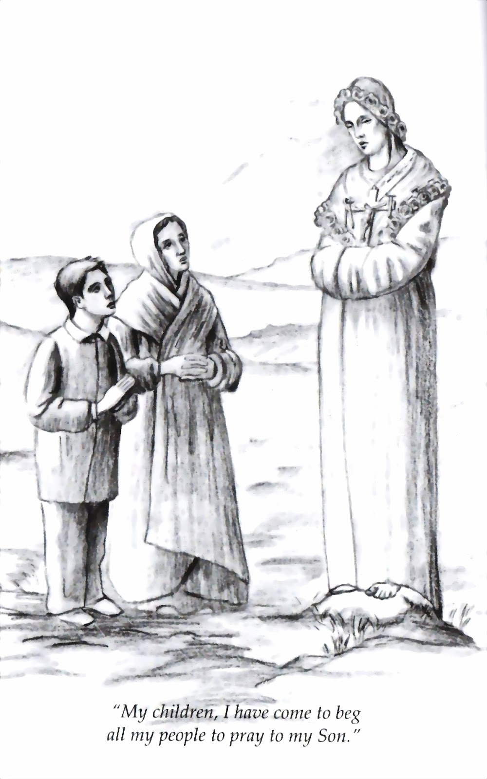 apparitions of saints A list of true and false claimed private revelations of mary or jesus, along with dozens of articles reviewing these claims marian apparitions from places around the world.