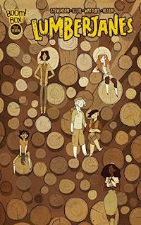 Lumberjanes: #7