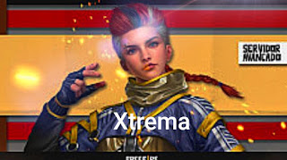 Xtrema Free Fire New Character