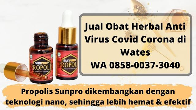 Jual Obat Herbal Anti Virus Covid Corona di Wates WA 0858-0037-3040