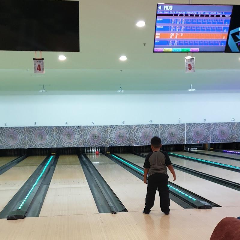 Bowling Time dengan Anak anak