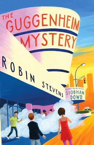 The Guggenheim Mystery by Robin Stevenson