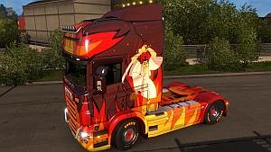 Samurai Jack Scania RJL