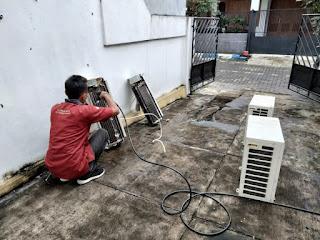 Jasa service AC rumah di Malang