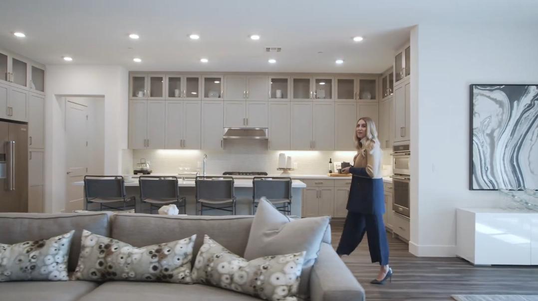 21 Interior Design Photos vs. Metro Crossing Luxury Condo,, Fremont, CA Tour