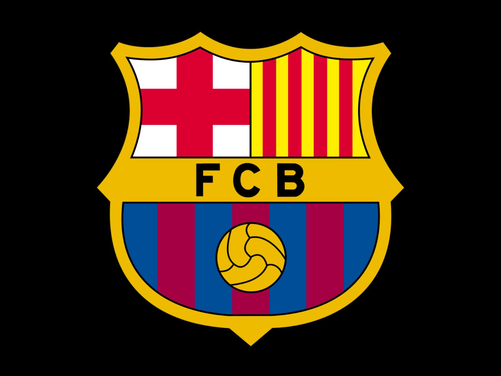 Logo FC Barcelona Format PNG