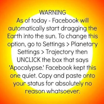 The World Revolves Around Facebook