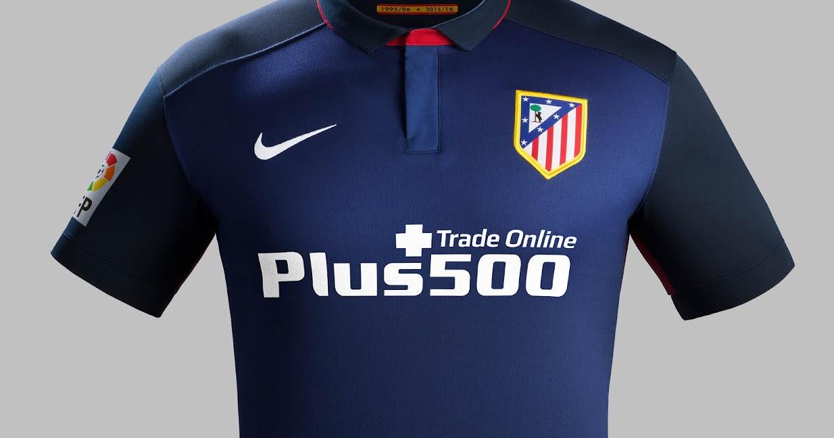 Atlético Madrid 15-16 Away Kit Released - Footy Headlines e9c9af384