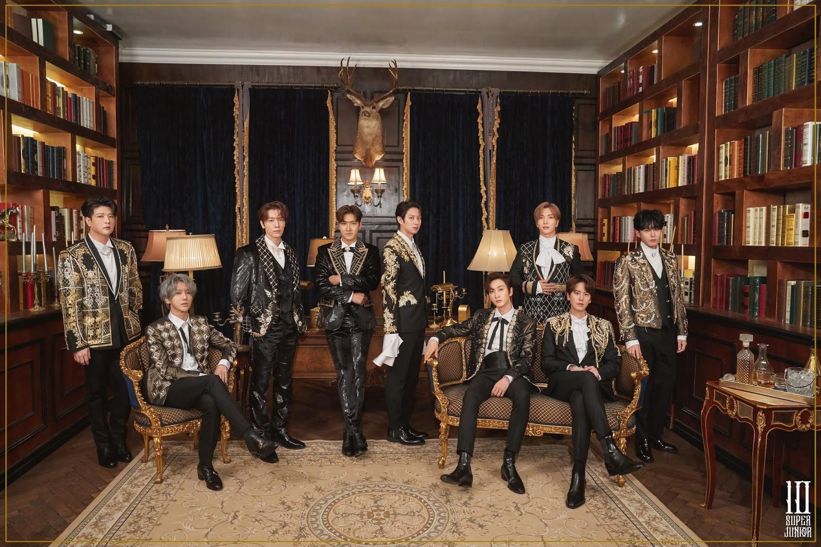 Super Junior 슈퍼주니어 The Renaissance