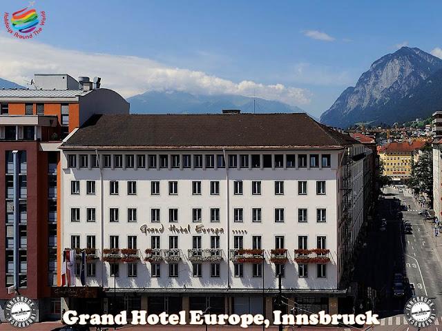Best 5-star hotels in Innsbruck