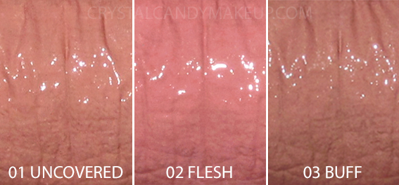 Make Up For Ever Artist Nude Creme Liquid Lipsticks MUFE Review Swatches