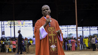 'I Spend At Least $2m Monthly On Charity' – Fr. Mbaka