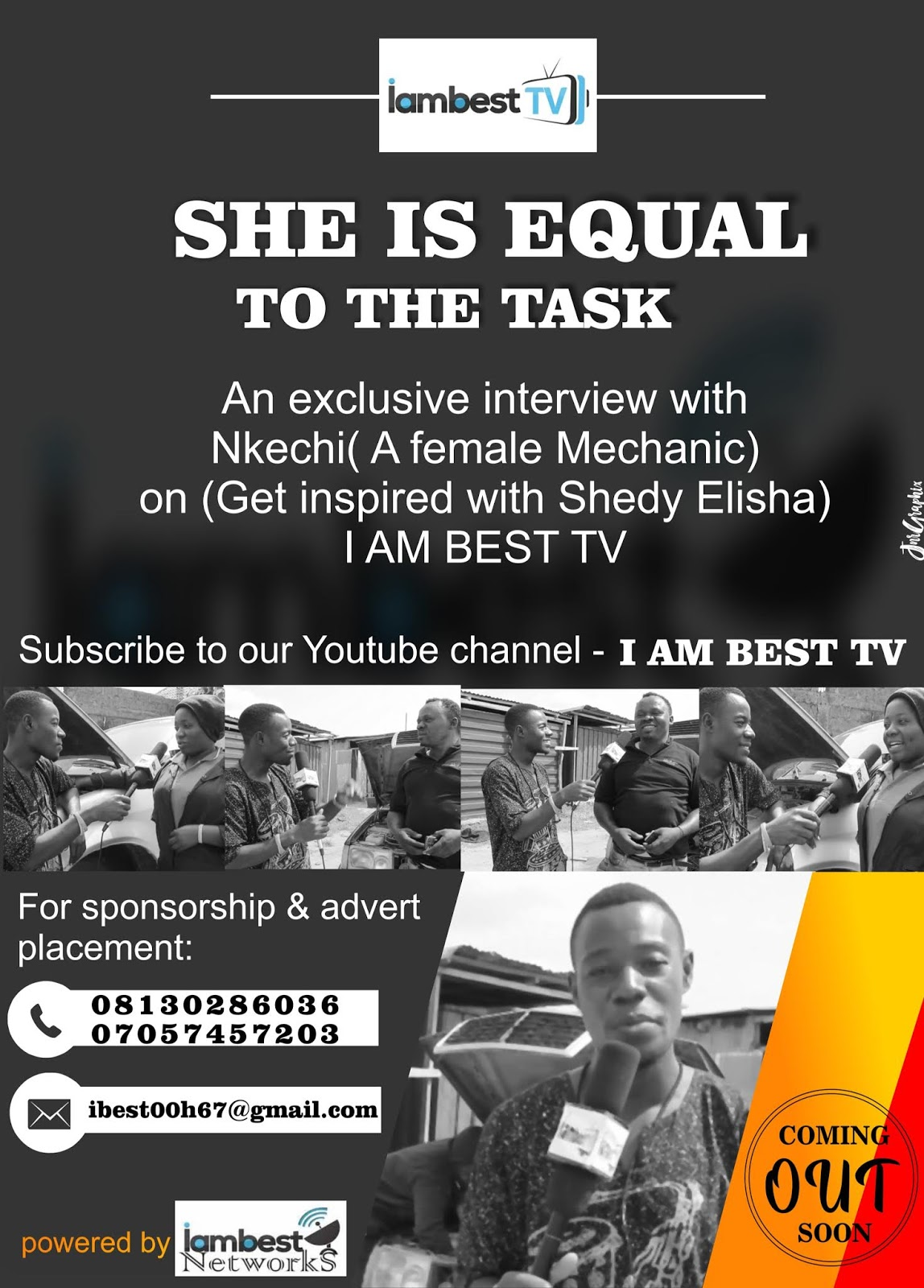 Words in Pen: She is Equal to the Task (revised article) by