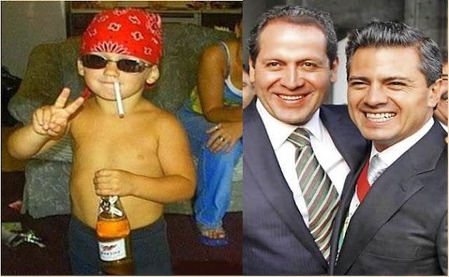 Corona Peña Nieto